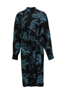 Givenchy Floral shirt dress