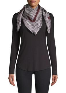 Givenchy Foulard Vintage Silk Scarf