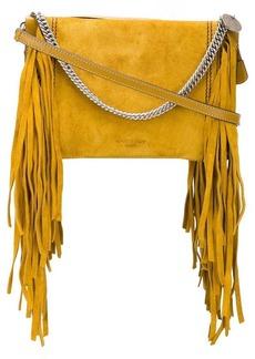 Givenchy fringed shoulder bag