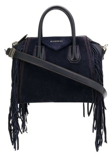 Givenchy fringes small Antigona bag