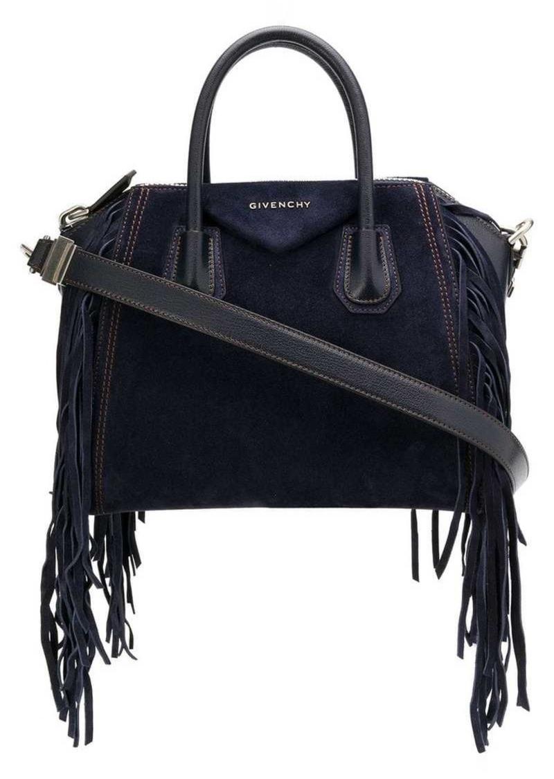 Givenchy fringes small Antigona bag  e6c4dbf15f049