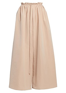 Givenchy Front-Slit Maxi Skirt