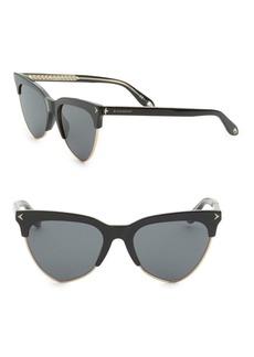 Givenchy Geometric 54MM Sunglasses