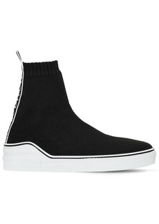 Givenchy George V Knit Sock Sneakers