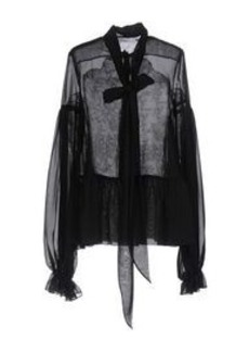 GIVENCHY - Lace shirts & blouses