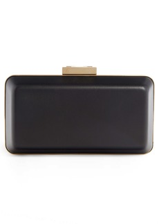 Givenchy 2G Leather Minaudiere