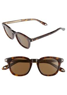 Givenchy 48mm Polarized Sunglasses