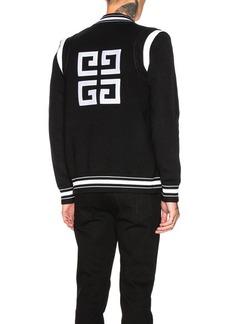 Givenchy 4G Bomber Jacket