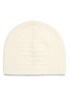 Givenchy 4G Jacquard Wool Beanie