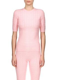 Givenchy 4G Logo Jacquard Sweater