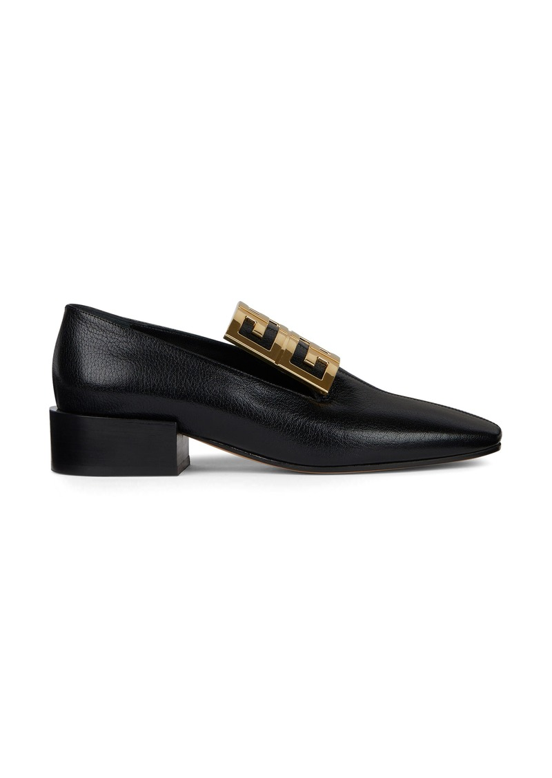 fca75ceaeca0 Givenchy Givenchy 4G Logo Loafer (Women)