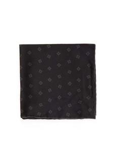 Givenchy 4G logo-print silk-twill pocket square