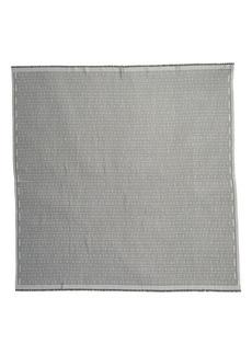 Givenchy 4G Logo Silk & Wool Scarf