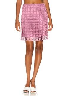 Givenchy 4G Short Skirt