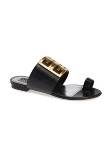 Givenchy 4G Toe Ring Sandal (Women)