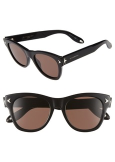 Givenchy 51mm Polarized Sunglasses