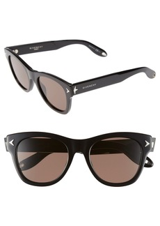 Givenchy 51mm Retro Sunglasses