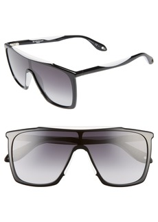Givenchy 53mm Mask Sunglasses