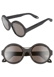 Givenchy 54mm Retro Sunglasses