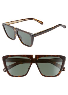 423230be96 Givenchy Givenchy Flat Top Sunglasses | Sunglasses