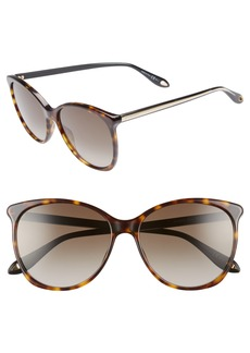Givenchy 58mm Retro Sunglasses