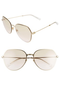 Givenchy 60mm Gradient Sunglasses
