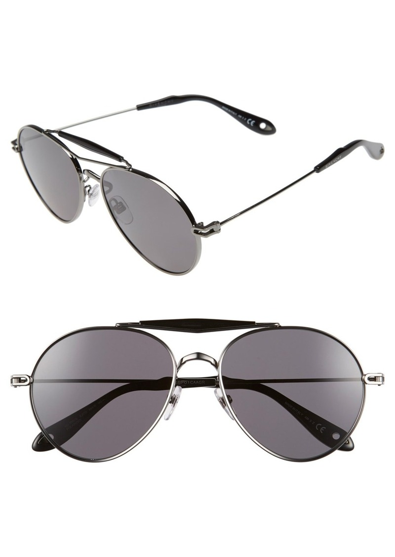 Givenchy '7012/S' 56mm Polarized Sunglasses