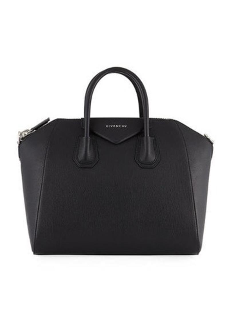 8ef476a4a373 Givenchy Givenchy Antigona Medium Leather Satchel Bag