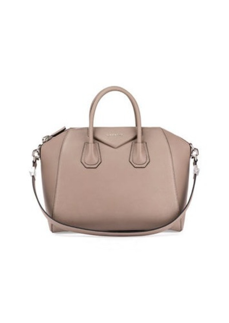 b14a9cc32bf5c Givenchy Givenchy Antigona Medium Sugar Goatskin Satchel Bag | Handbags