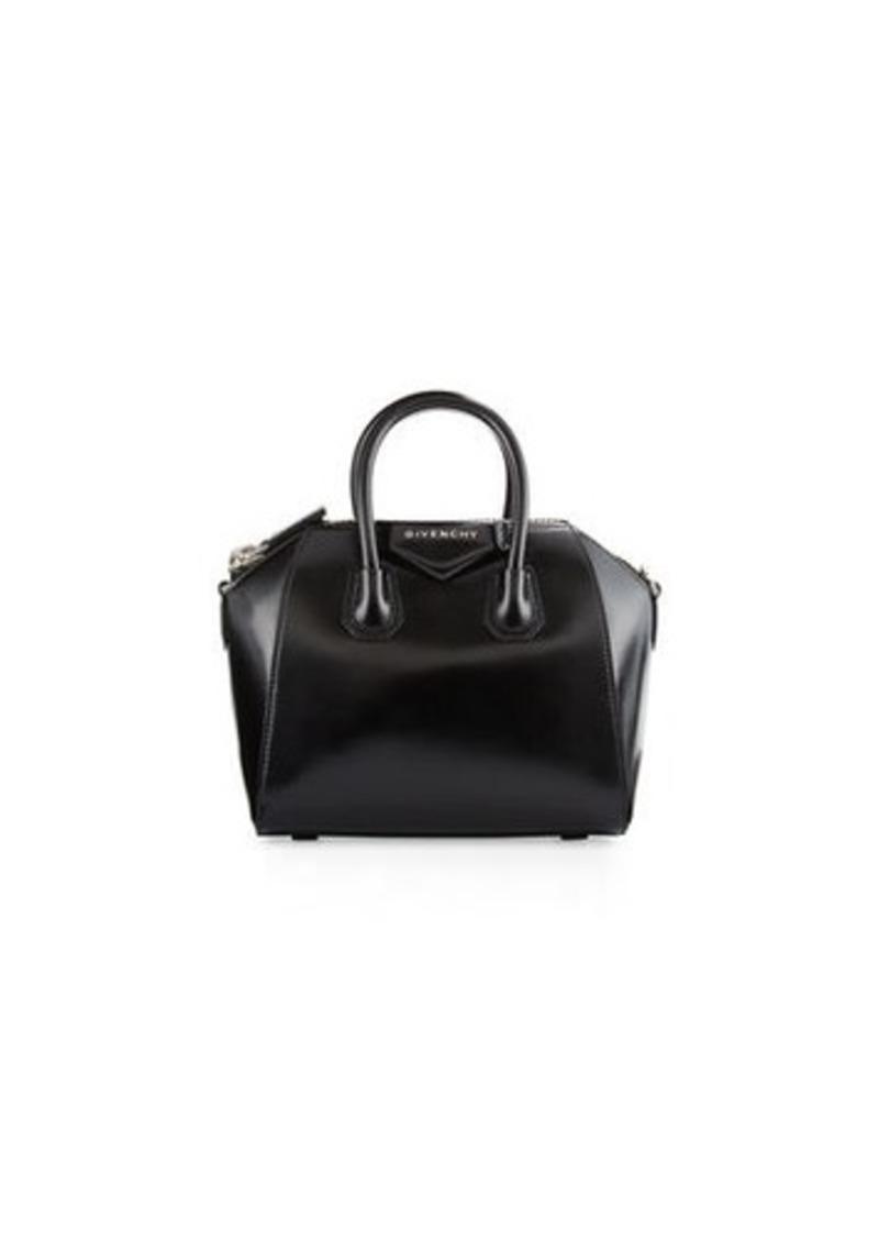 4ad74ec4ef Givenchy Givenchy Antigona Mini Box Calfskin Satchel Bag   Handbags