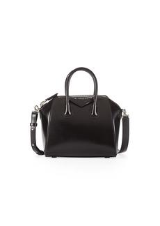 Givenchy Antigona Mini Box Calfskin Satchel Bag