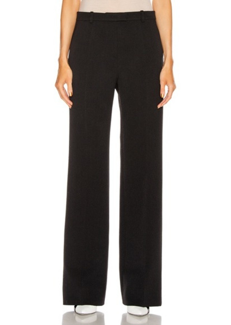 Givenchy Bootcut Structured Pant