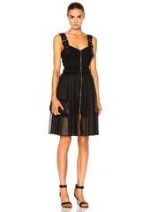 Givenchy Buckle Strap Dress