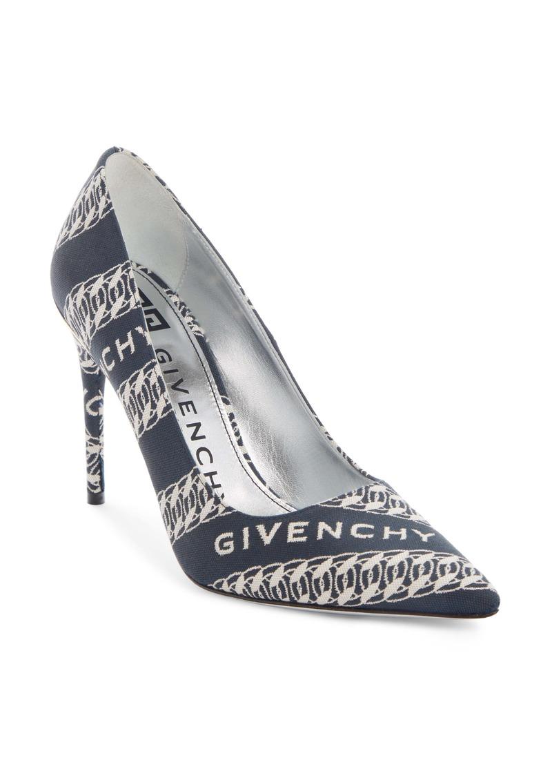 Givenchy Canvas M-Pump (Women)