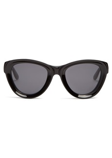 Givenchy Cat-eye acetate sunglasses