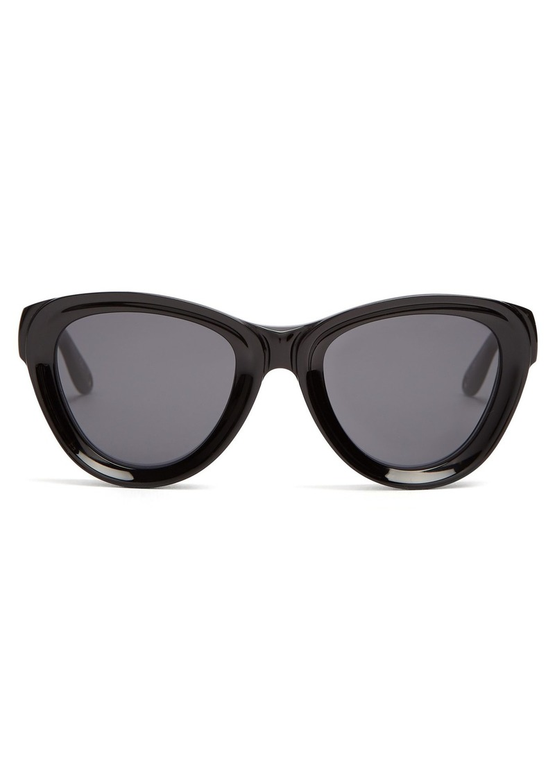 3253a1a3f435a Givenchy Givenchy Cat-eye acetate sunglasses