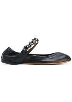Givenchy Chain ballerinas - Black