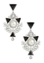 Givenchy Chelsea Drop Earrings