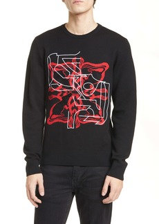 Givenchy CNY Crewneck Sweater