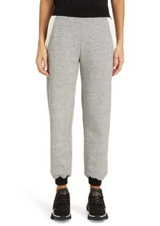 Givenchy Colorblock Crop Jogger Pants