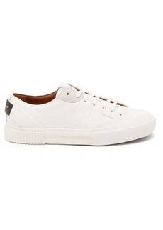 Givenchy Corrugated-sole leather low-top trainers