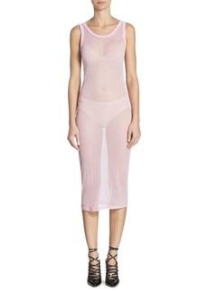 Givenchy Crepe Jersey Slip Dress