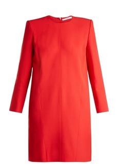 Givenchy Crepe shift dress