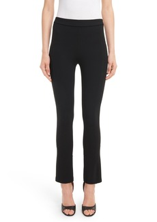 Givenchy Crop Flare Leggings