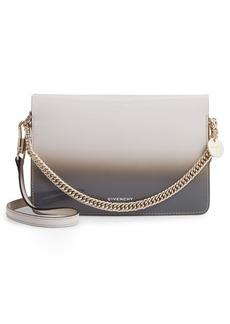 Givenchy Cross 3 Degradé Leather Crossbody Bag