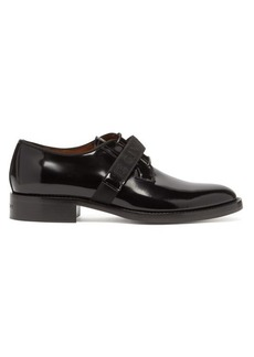 Givenchy Cruz Velcro-fastening leather derby shoes