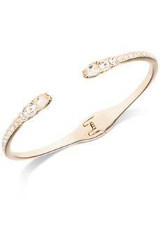 Givenchy Crystal Cuff Bracelet