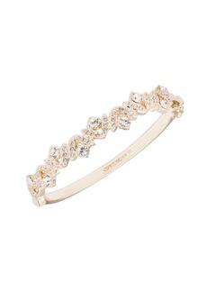Givenchy Crystal-Embellished Bangle Bracelet