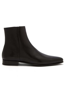 Givenchy Dallas leather boots