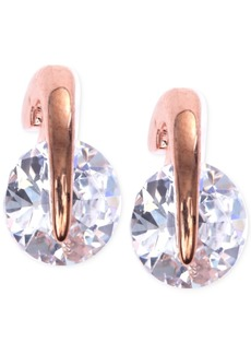 Givenchy Earrings, Crystal Accent